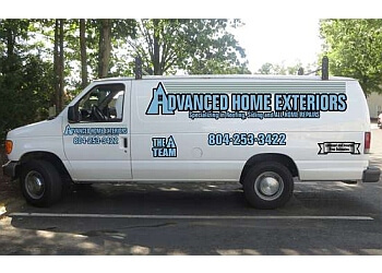 Richmond roofing contractor Advanced Home Exteriors, LLC