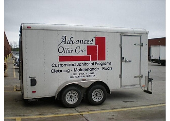 Baton Rouge commercial cleaning service Advanced Office Care