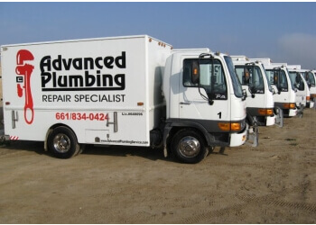 Bakersfield plumber Advanced Plumbing, Inc.