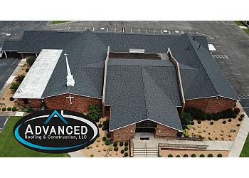 Huntsville roofing contractor Advanced Roofing & Construction, LLC