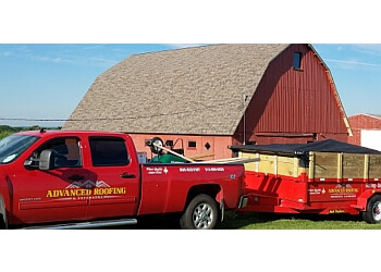 Des Moines roofing contractor Advanced Roofing & Exteriors, LLC