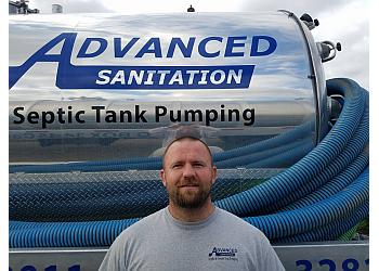Oxnard septic tank service Advanced Sanitation