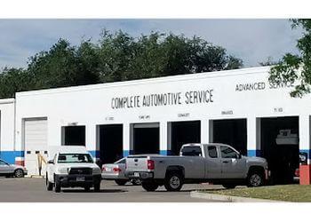 West Valley City car repair shop Advanced Service Automotive Repair, Inc.