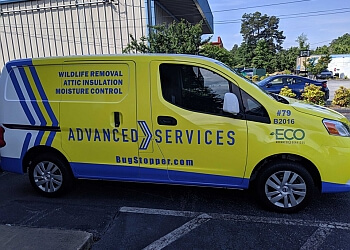 Augusta pest control company Advanced Services