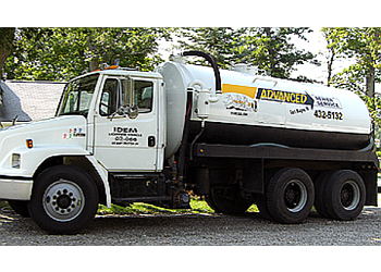 Fort Wayne septic tank service Advanced Sewer Service