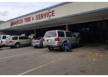 Arlington car repair shop Advanced Tire & Auto Service
