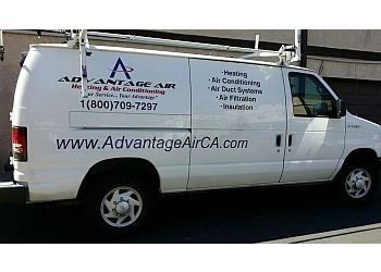 Long Beach hvac service Advantage Air Heating & Air Conditioning