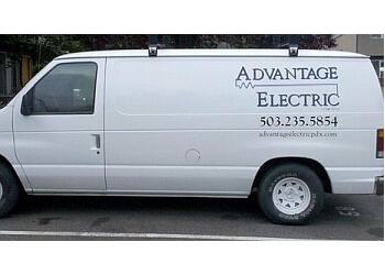 Portland electrician Advantage Electric, Inc.
