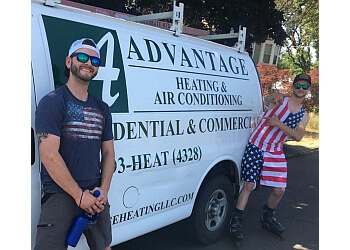 Salem hvac service Advantage Heating & Air Conditioning LLC