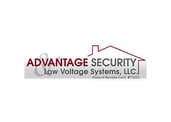 Henderson security system Advantage Security and Low Voltage Systems, LLC.