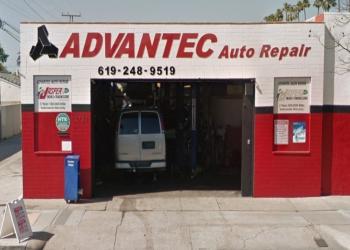 San Diego car repair shop Advantec Auto Repair