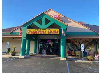 Mobile amusement park Adventure Island