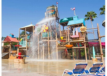 Tampa amusement park Adventure Island