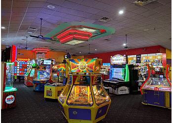 Dallas amusement park Adventure Landing