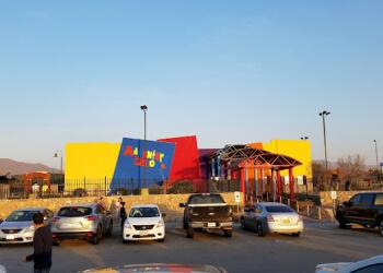 El Paso amusement park Adventure Zone