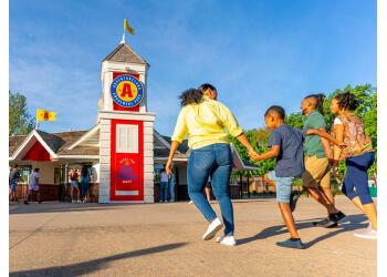 Des Moines amusement park Adventureland Park