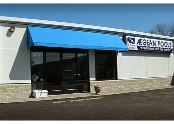 Chesapeake pool service Aegean Pools, Inc