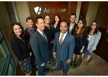 Irvine employment lawyer Aegis Law Firm