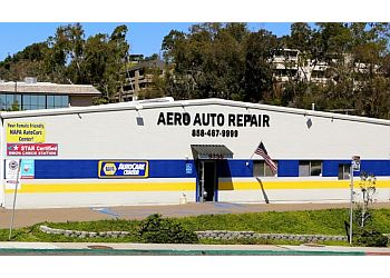 San Diego car repair shop Aero Auto repair