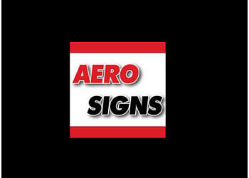 Little Rock sign company Aero Signs