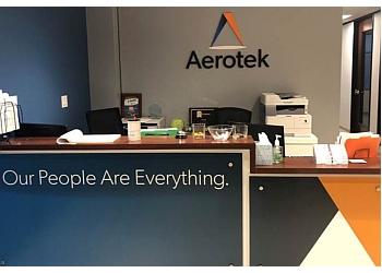 Houston staffing agency Aerotek
