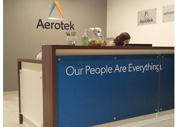 Pittsburgh staffing agency Aerotek