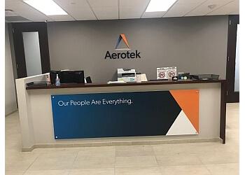 San Antonio staffing agency Aerotek