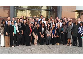 Santa Ana staffing agency Aerotek