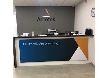Stamford staffing agency Aerotek