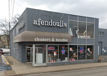 Grand Rapids dry cleaner Afendoulis Cleaners & Tuxedos