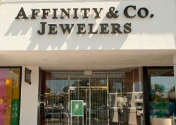 Huntington Beach jewelry Affinity & Co. Jewelers