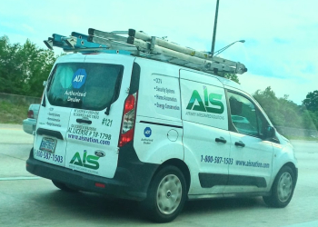Greensboro security system Affinity Integrated Solutions