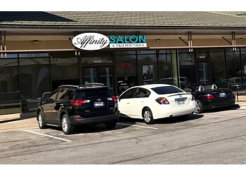 Olathe hair salon Affinity Salon