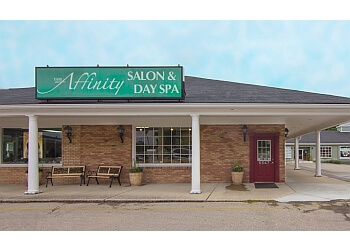 Dayton hair salon Affinity Salon & Day Spa