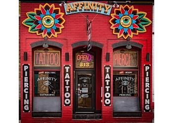 Austin tattoo shop Affinity Tattoo