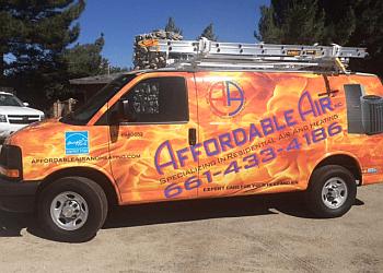 Santa Clarita hvac service Affordable Air, Inc.