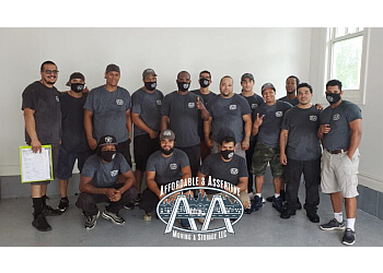 Paterson moving company Affordable & Assertive Moving & Storage LLC