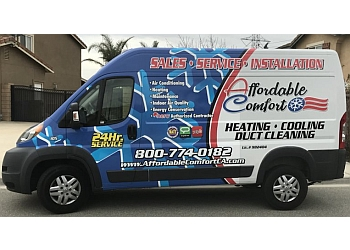 Fontana hvac service Affordable Comfort