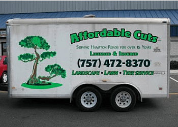 Chesapeake lawn care service Affordable Cuts