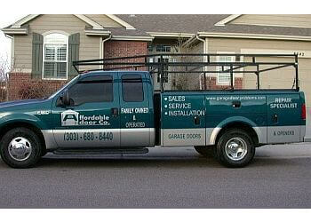 Centennial garage door repair Affordable Door Company