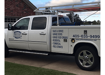 Oklahoma City garage door repair Affordable Door Co. LLC