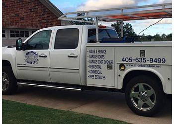 Oklahoma City garage door repair Affordable Door Co. LLC