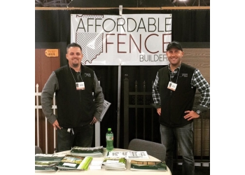 Indianapolis fencing contractor Affordable Fence Builders
