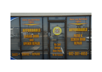 Glendale garage door repair Affordable Garage Door and Opener Repair