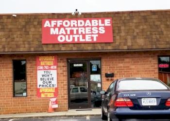 Greensboro mattress store Affordable Mattress Outlet