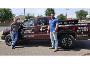Midland pest control company Affordable Pest Control