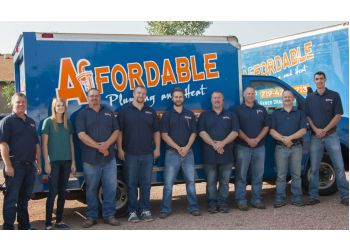 Colorado Springs plumber Affordable Plumbing & Heat, Inc.