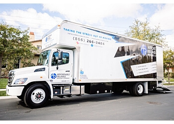 Irvine moving company Affordable Reliable Moving Company