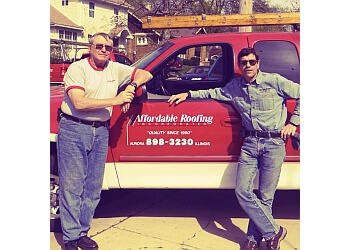 Aurora roofing contractor Affordable Roofing, Inc.