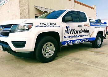Killeen pest control company Affordable Termite & Pest Control, LLC